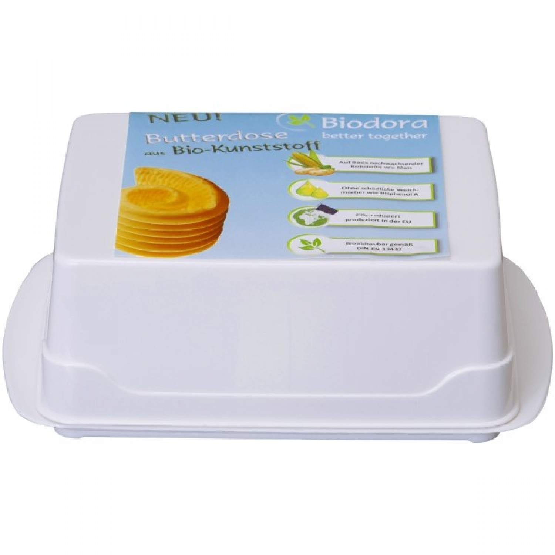 Butter Dish made of bioplastics from Biodora