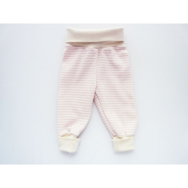 Langarm Baby Wickelbody Bio-Baumwolle   Ulalue