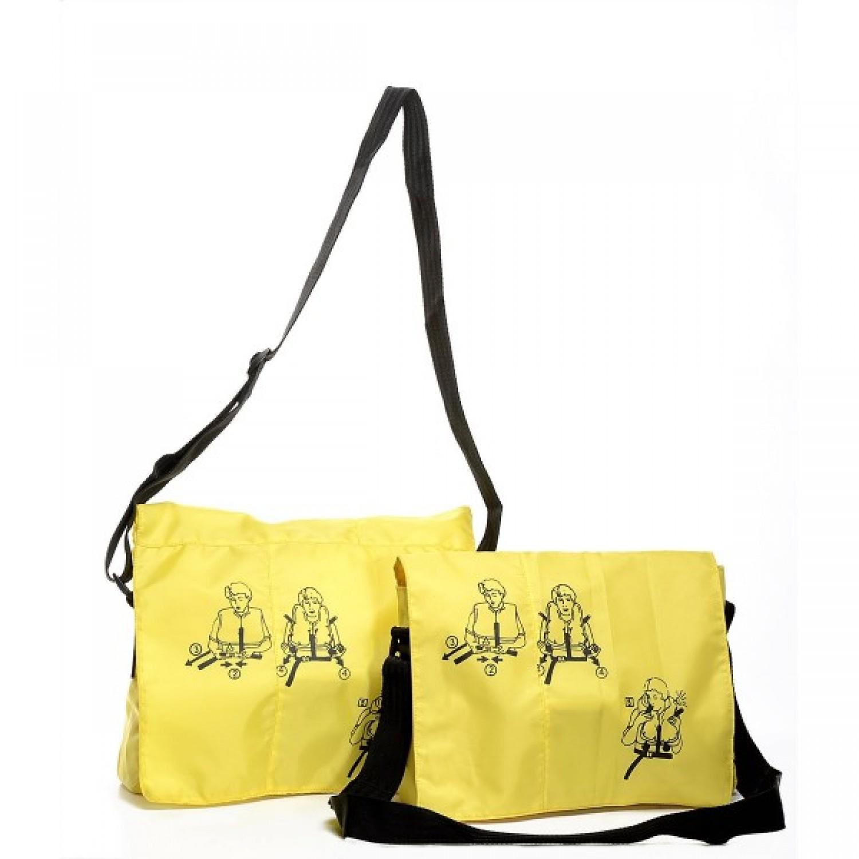 Upcycling Shoulder Bag