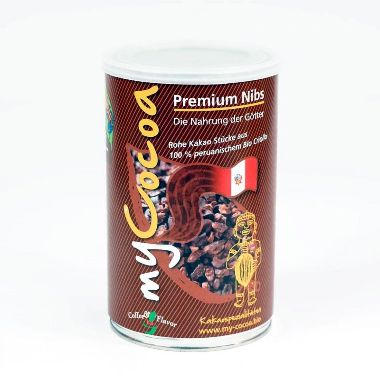 Bio Kakaonibs Criollo 250g   Coffee and Flavor