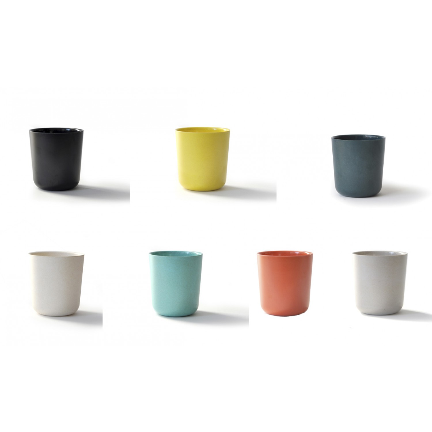 BIOBU GUSTO Medium Cup of Bamboo by Ekobo