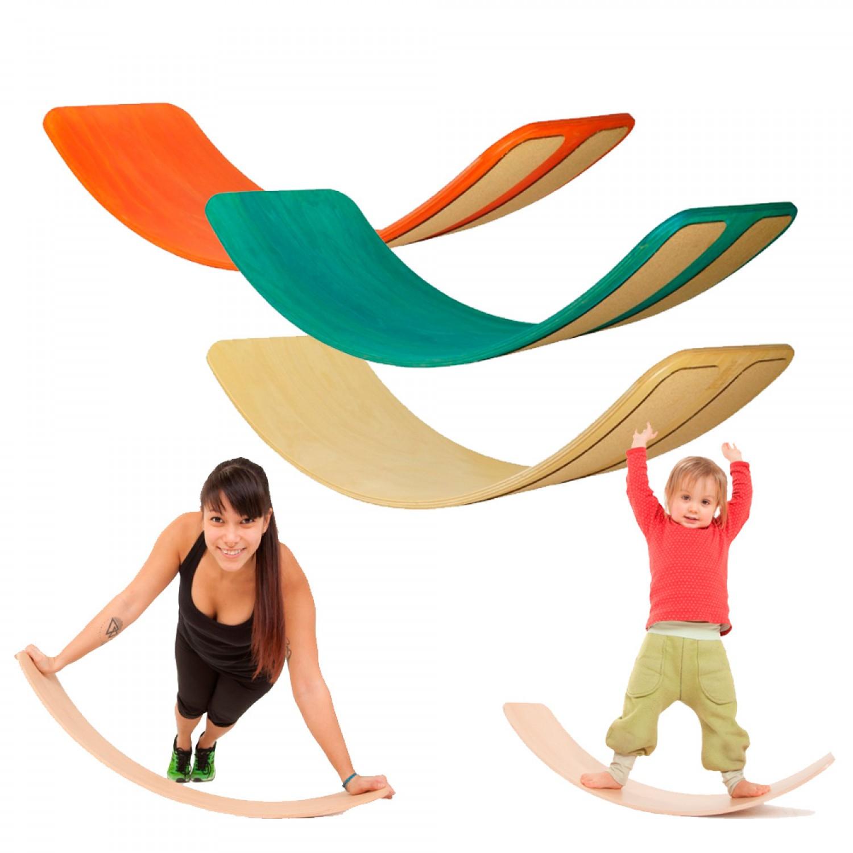 das.Brett – Multifunktionales Fitnessgerät | TicToys