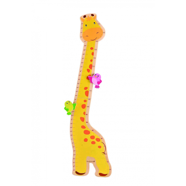 Giraffe measuring rod of FSC® for children | EverEarth