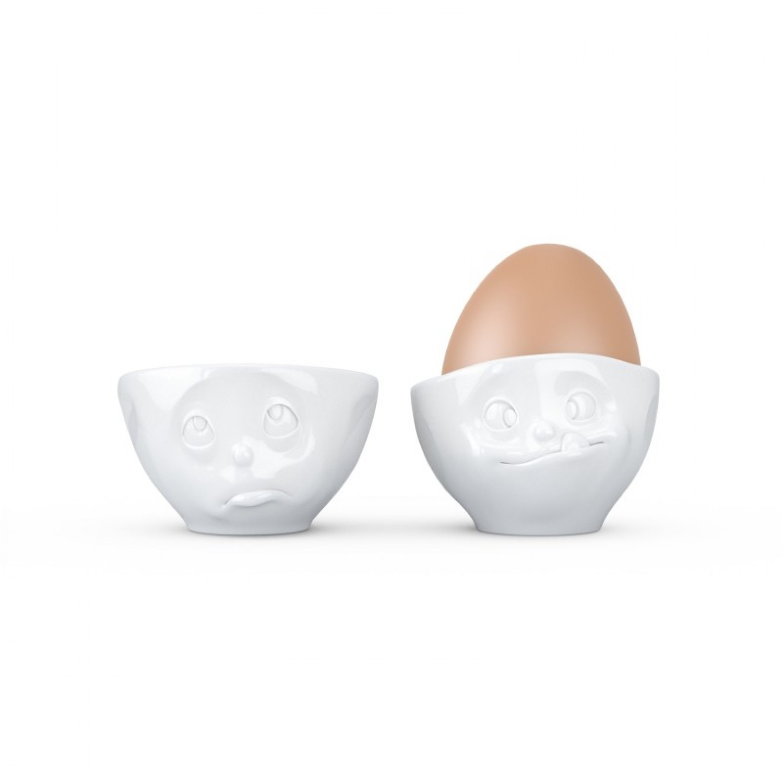 Eierbecher Set Nr. 1 verträumt & küssend
