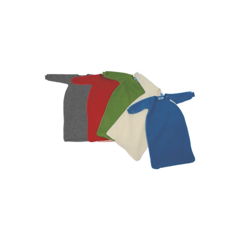 Organic Fleece Baby Sleeping bag with sleeves | Reiff