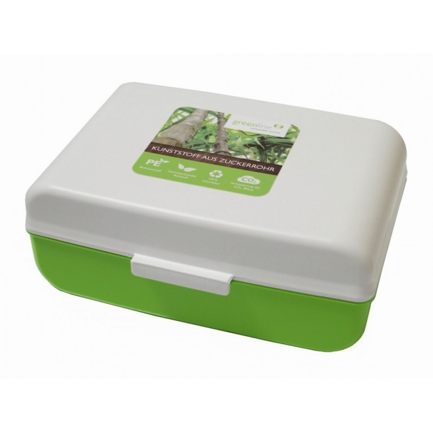 Gies ecoline Lunchbox with separation, eco bento box | Greenpicks