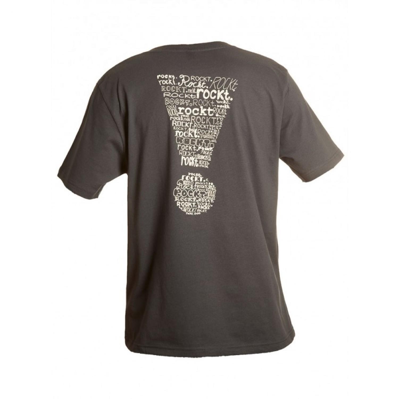 5fa1cebfeb26c2 Men T-Shirt in denim blue made of Organic Cotton