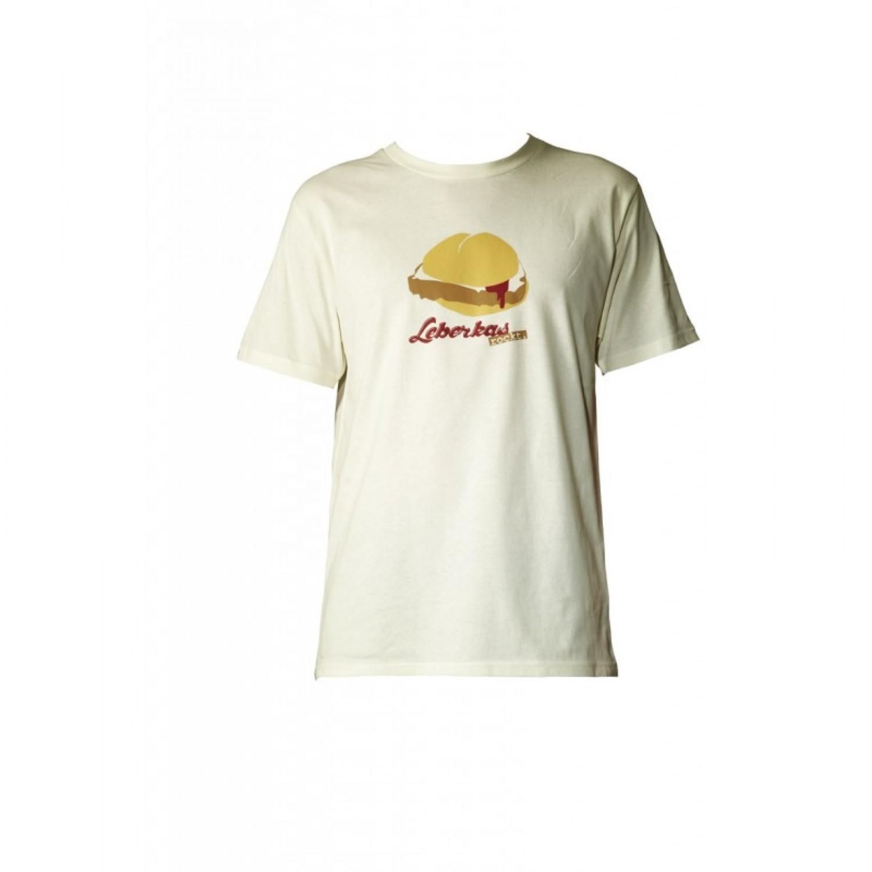 T-Shirt Leberkas Senf Classic
