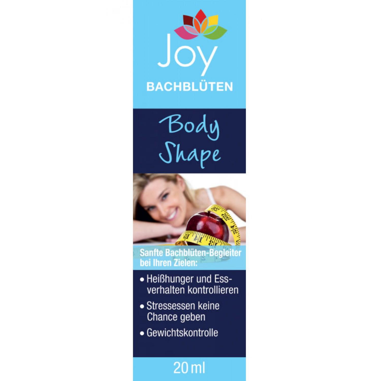 Joy Bach Flower Body Shape