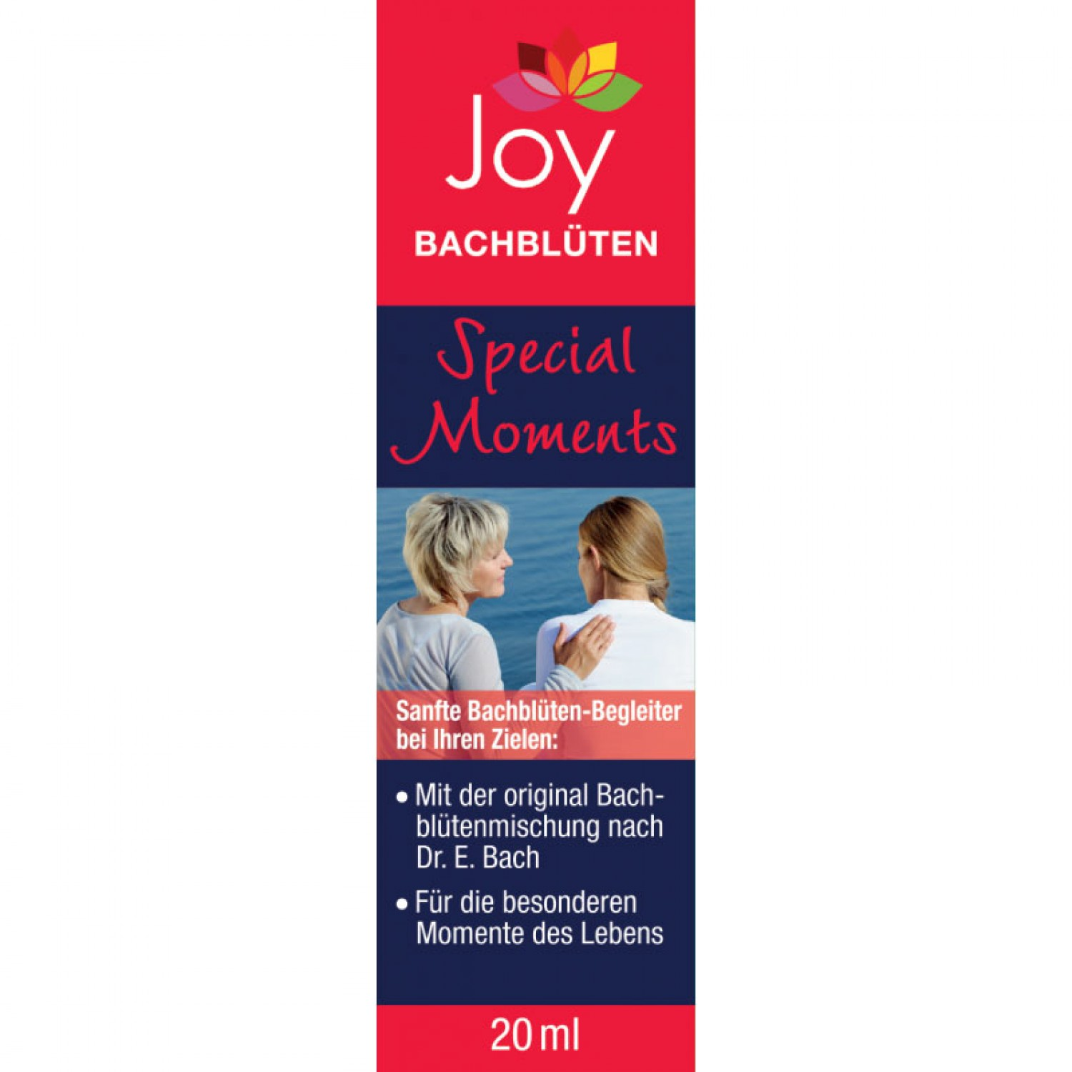 Joy Bach Flower Special Moments