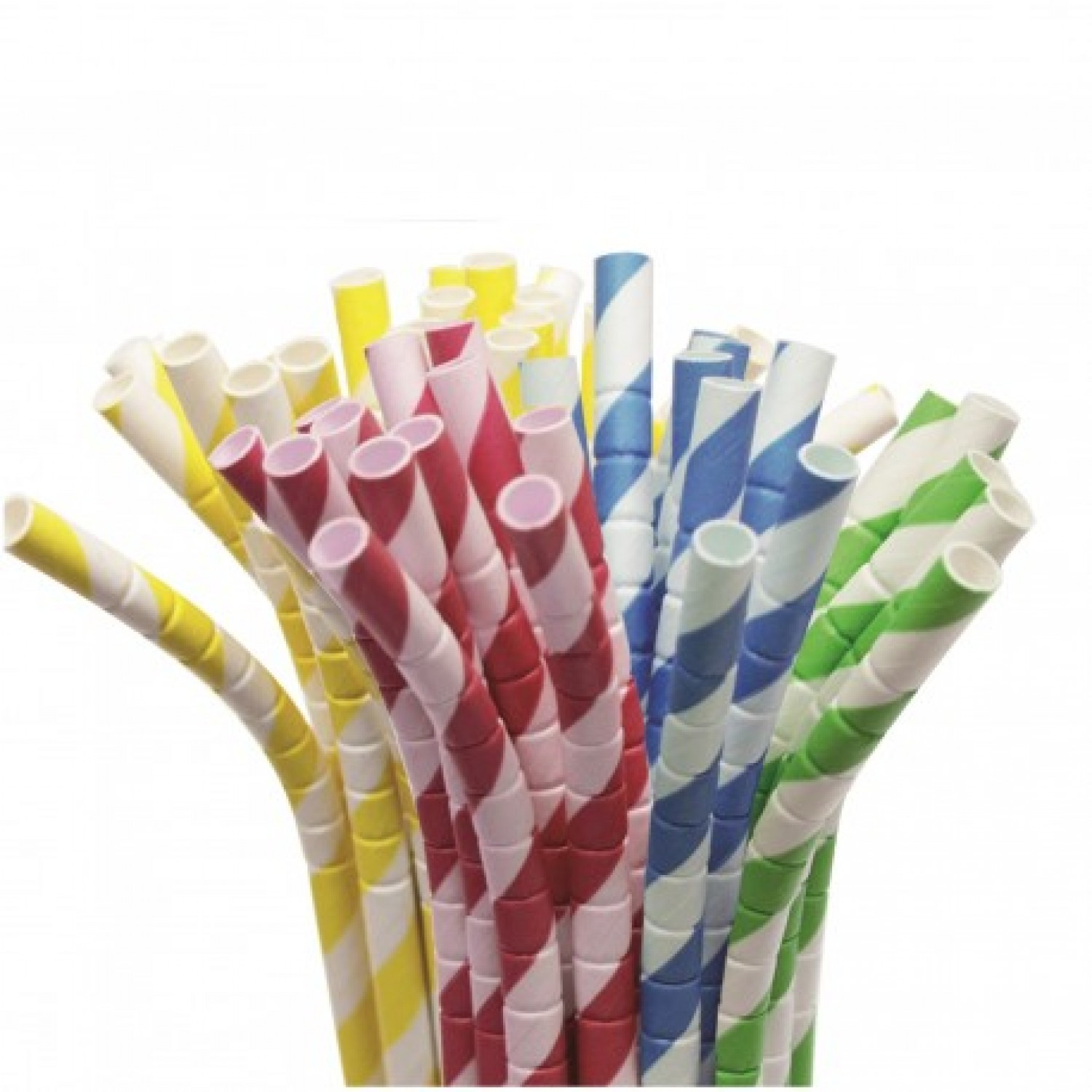 Flexible Paper Drinking Straw | Eco Drinking Straws
