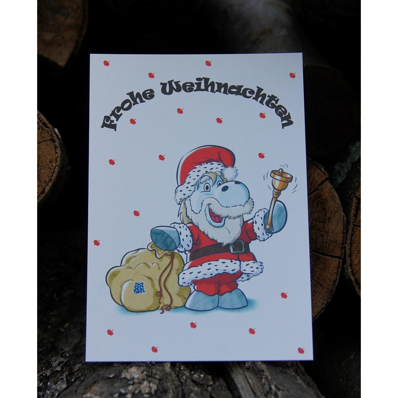 Postkarte - Grüße und Wünsche - Frohe Weihnachten
