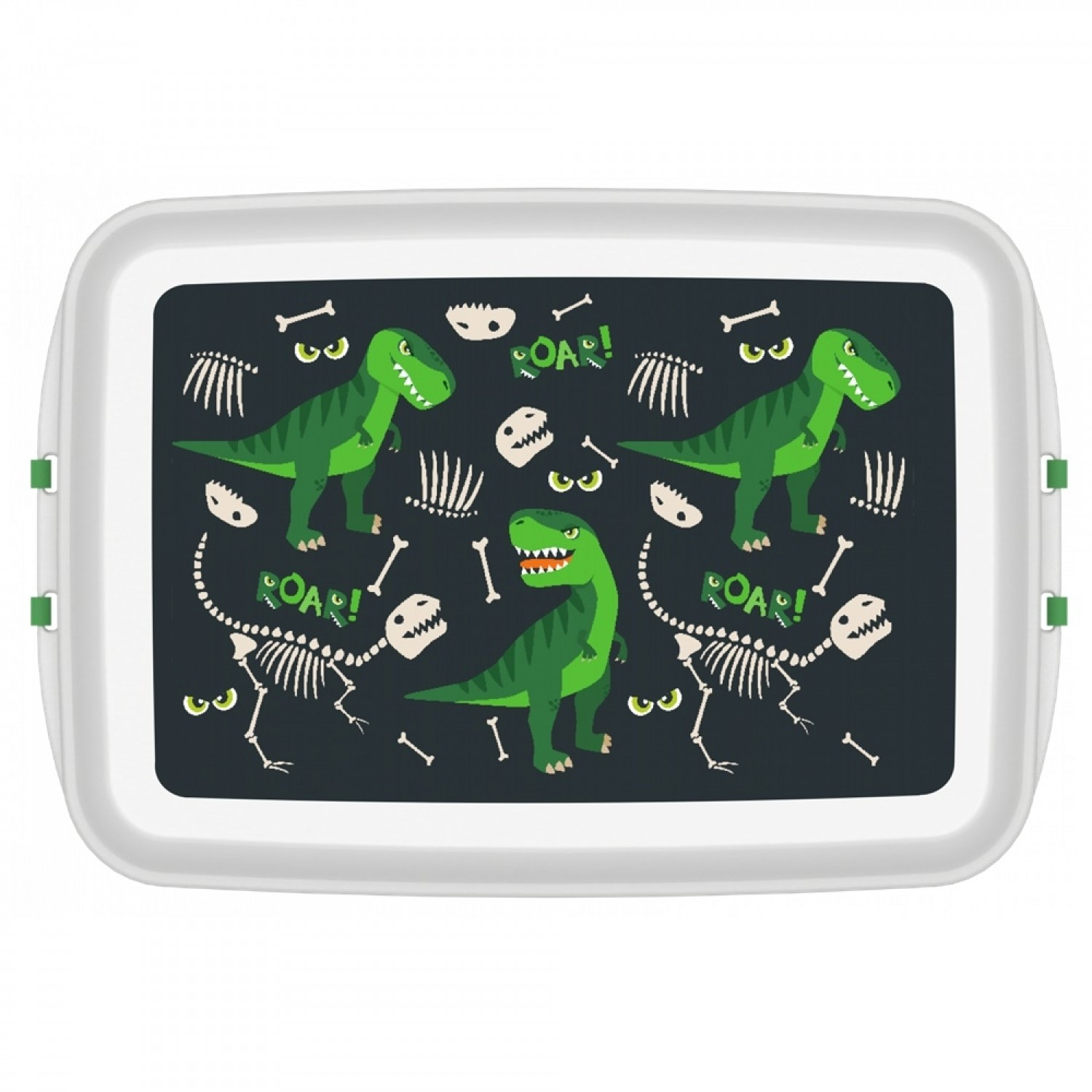 DINO Lunchbox made of Bioplastics | Biodora
