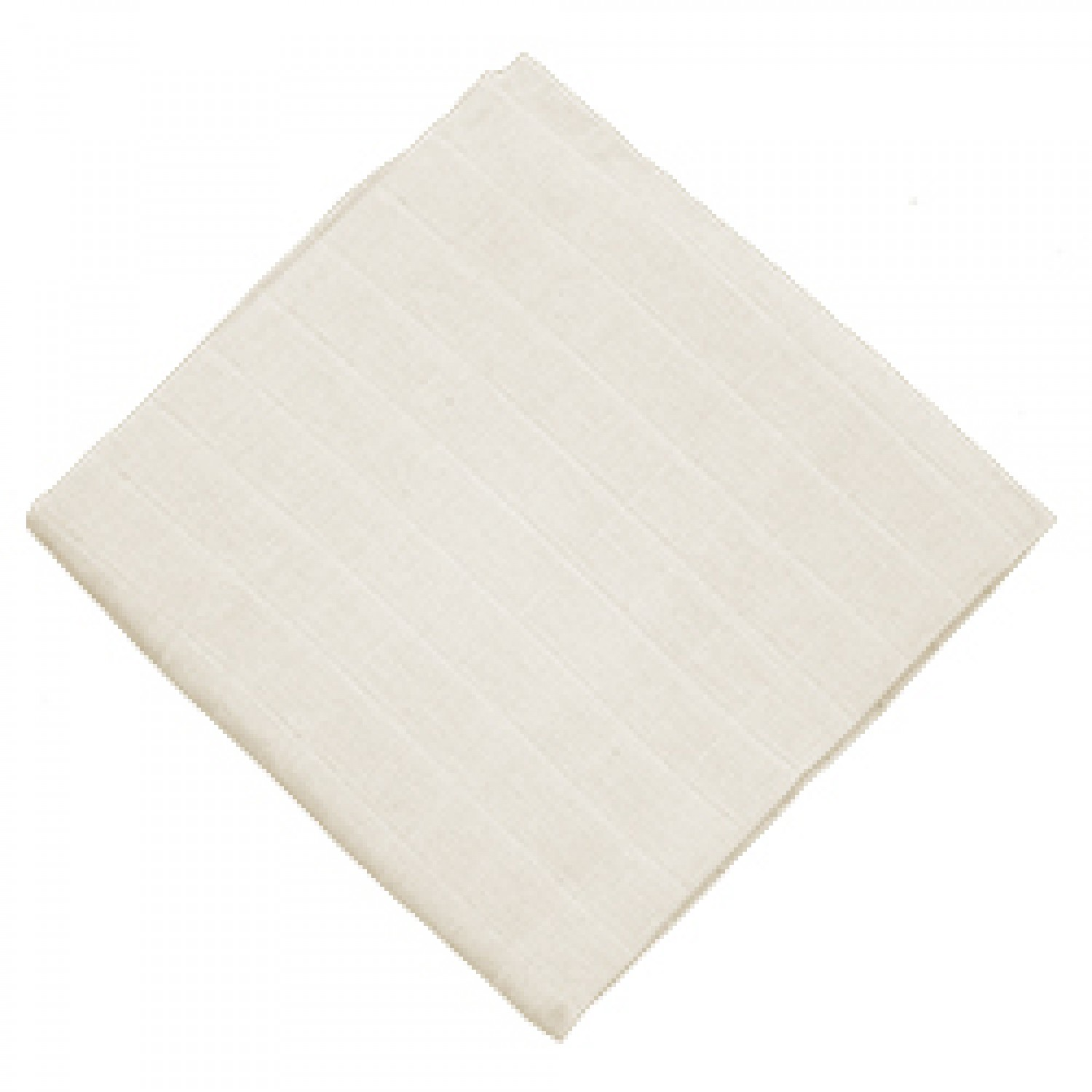 Muslin Squares of Organic Cotton, 10-Pack | Reiff