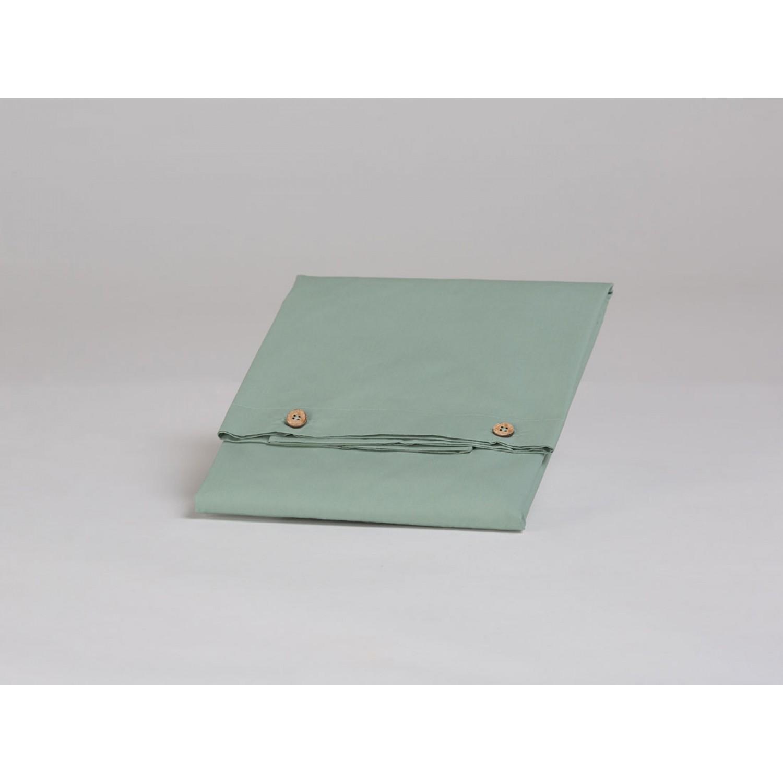 Kissenbezug Perkal 300tc Jade Green