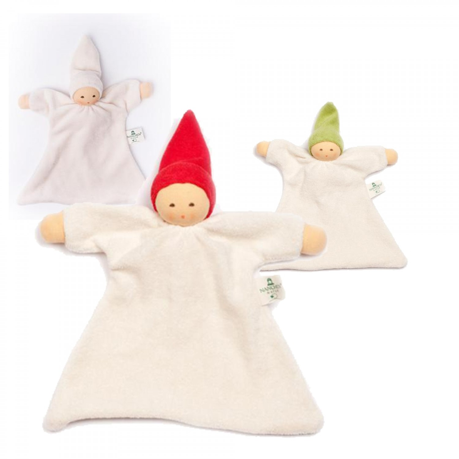 Pacifier Cloth - Doll of Organic Cotton | Nanchen Natur