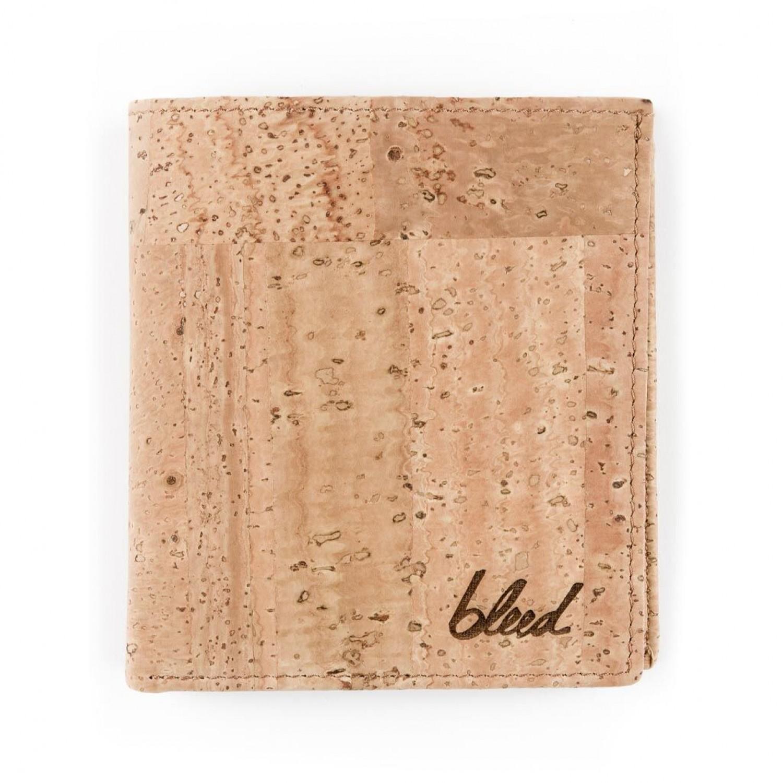 Cork wallet by bleed