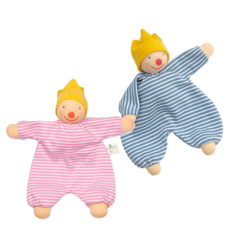 Grasping Toy Princess Mirth and King Cheerful | Nanchen