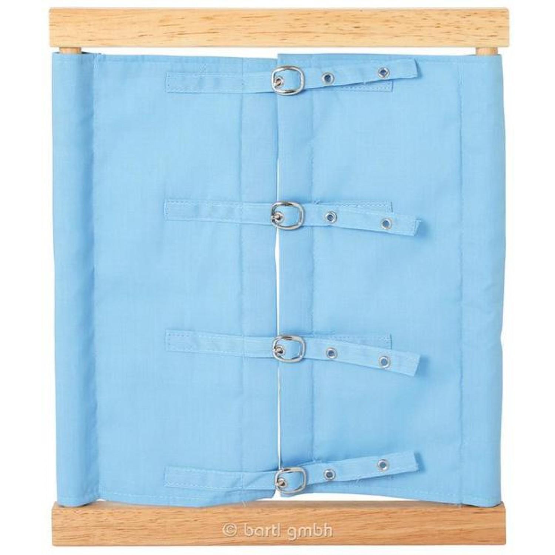 Montessori Buckling Dressing Frame | Bartl
