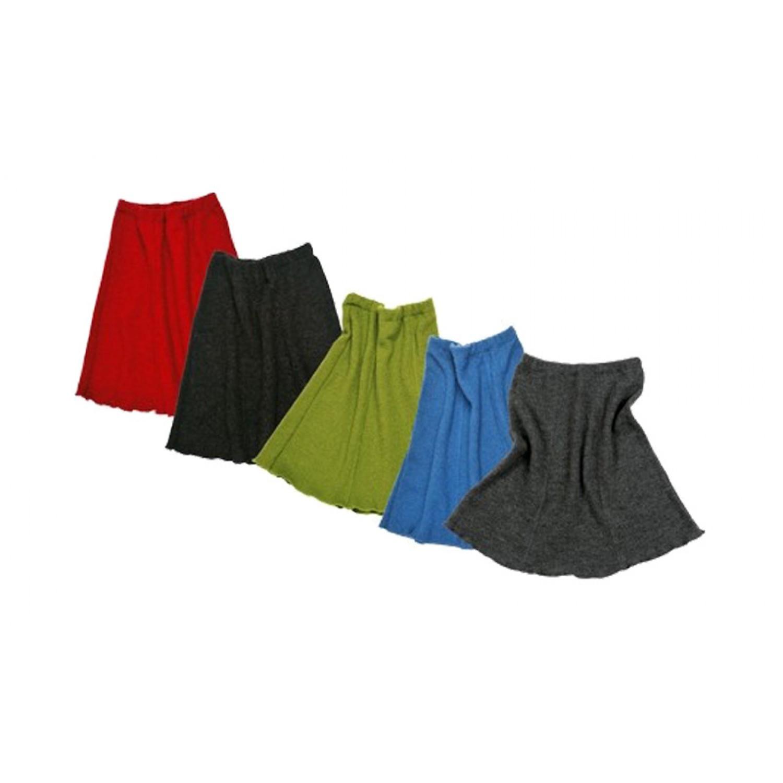 Eco-friendly organic woollen Crape Skirt | Reiff