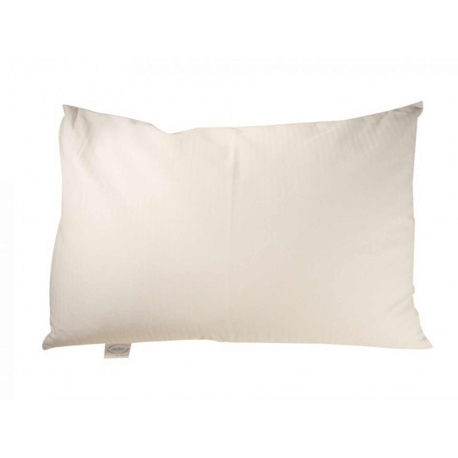 Pillow with Organic Millet Husks & Rubber