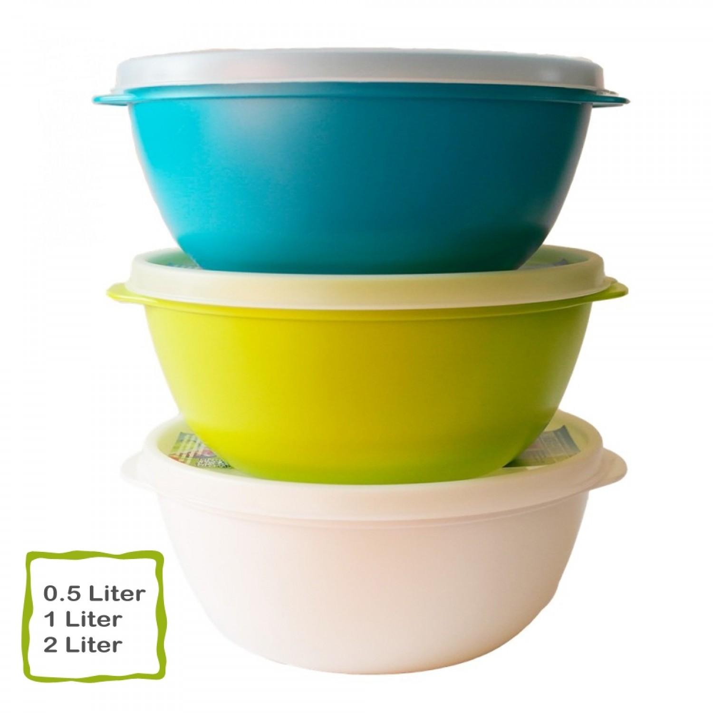 Organic Bioplastic Bowl & Bowl Set with Lid | Biodora
