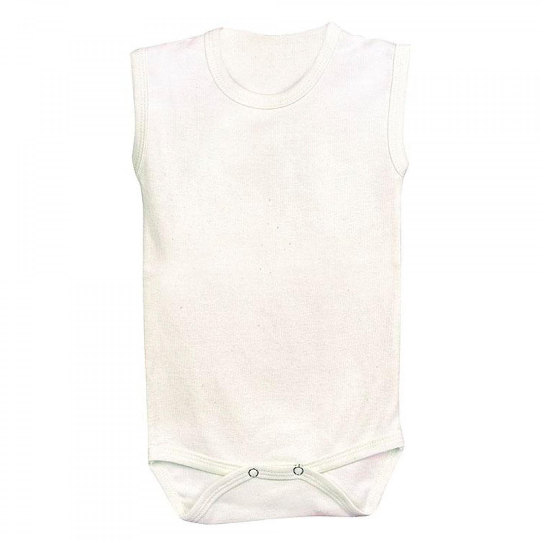 Sleeveless Summer Baby Bodysuit – Organic Cotton | Lotties