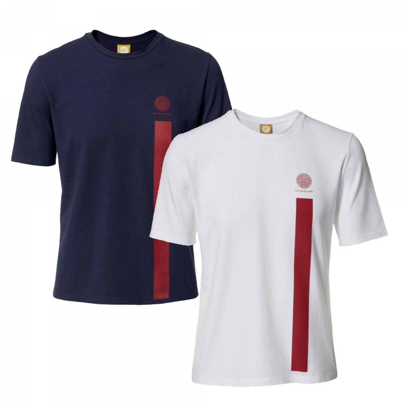 T-Shirt MAKOTO, organic & fair