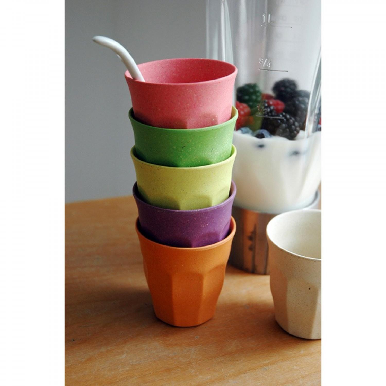 Kleines Trinkbecher Set Cupful of Colours | zuperzozial