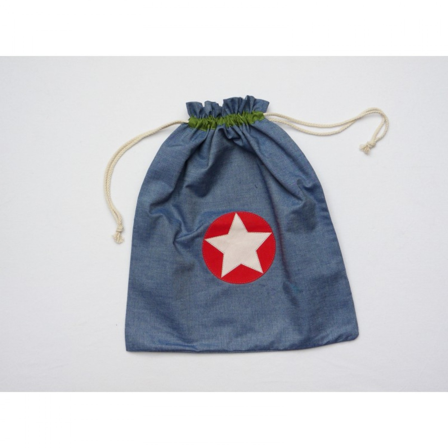 Cloth Bag – Gym Bag STAR made of Organic Cotton