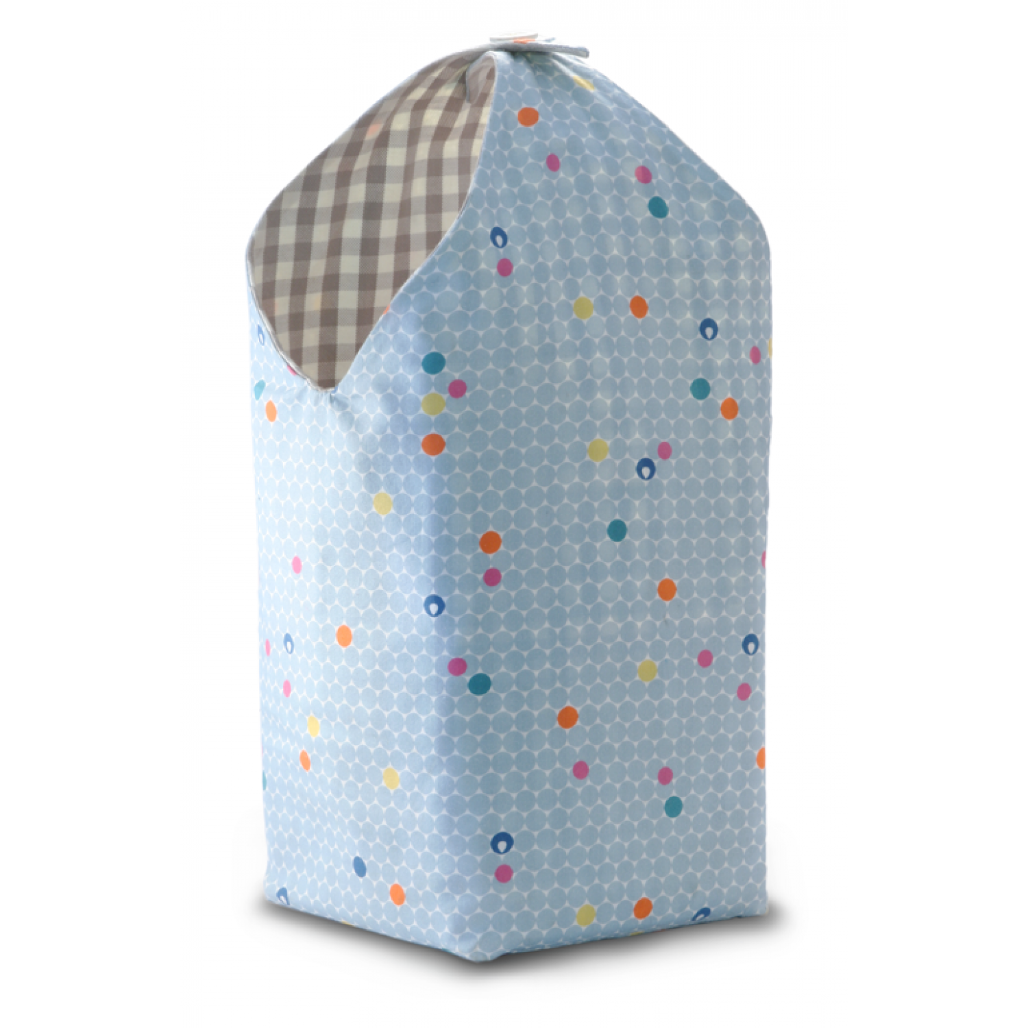 "Organic Cotton all-purpose bag ""Utilie"" dotty 