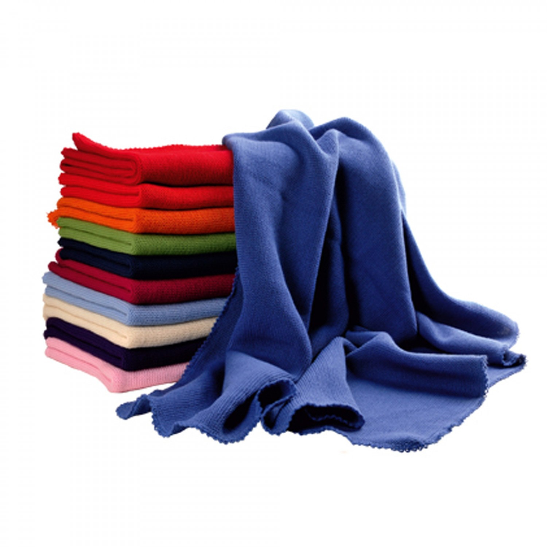 Organic Cotton Swaddle Blanket 80x95cm various colours | Reiff