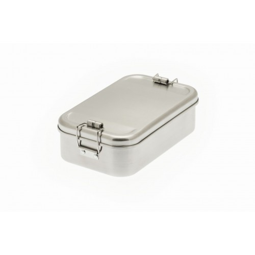 Click Maxi Classic Stainless Steel Lunch Box » Tindobo