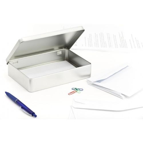 All-Purpose Storage Tin PROMOTION hinged lid » Tindobo