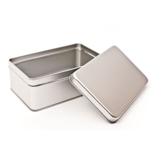 Empty Tins Canister for Gifts & Storing Little Things | Tindobo