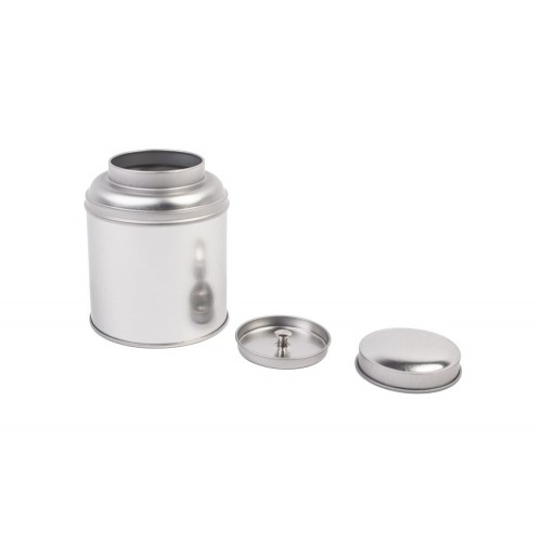 Tea Tins with Double Cover Lids - 8.8 oz » Tindobo
