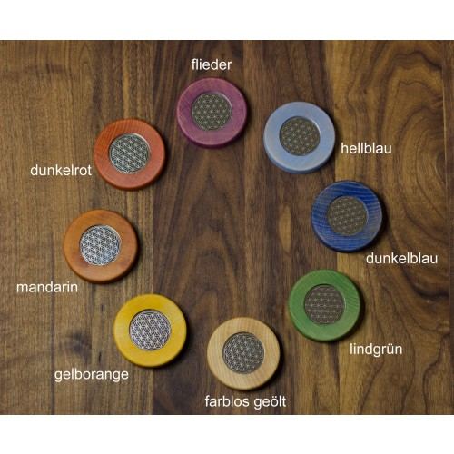 Magnets Flower of Life | Living Designs & Nature's Design