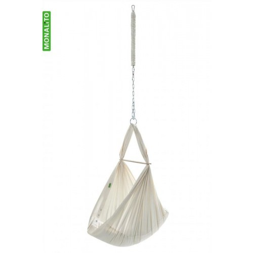 Baby-Pendulo I cradle/hammock for babies I Organic Cotton