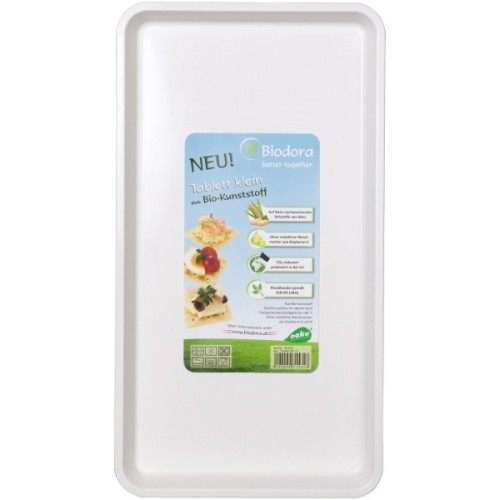 Small tray made of bioplastics | Biodora