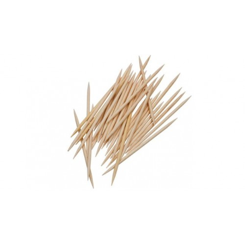 Toothpicks made from beechwood - 100 pieces