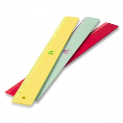 Ruler made from bioplastics