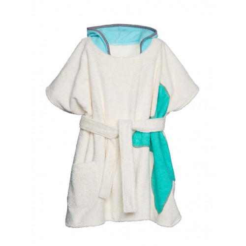 Bath Poncho with Belt