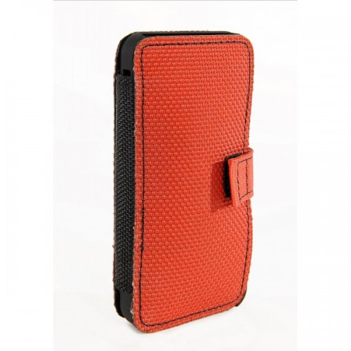 Roméo iPhone case in recycled fire hose fabric