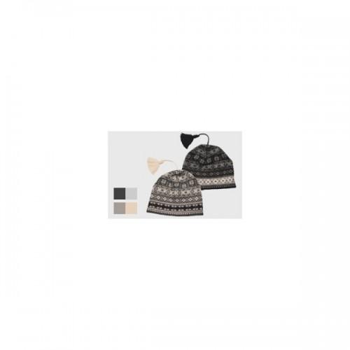 Beanie Kristall | wool cap | merino wool