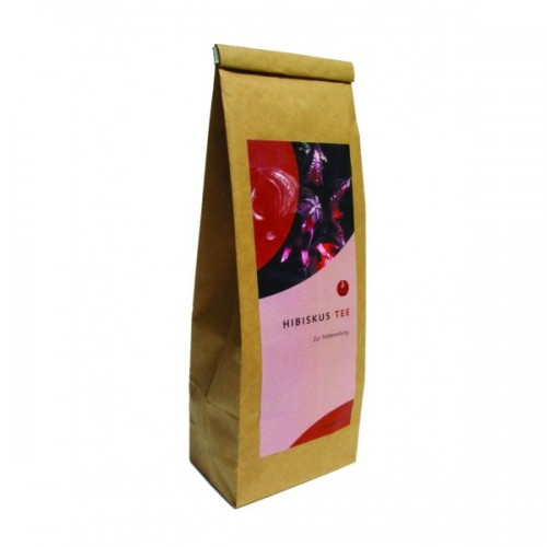 Organic hibiscus tea   100 g   Weltecke