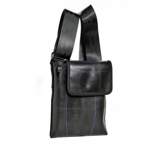 Fifi | handbag | purse in recycled inner tube