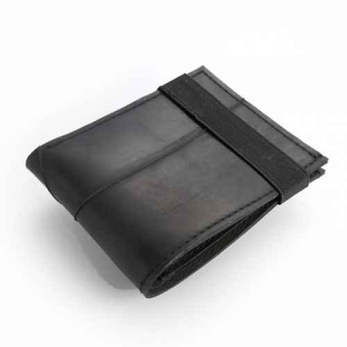 Aamir | wallet card-holder in recycled inner tube