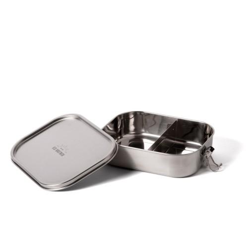 ecobrotbox Bento Flex+ stainless steel Lunchbox, leak-proof