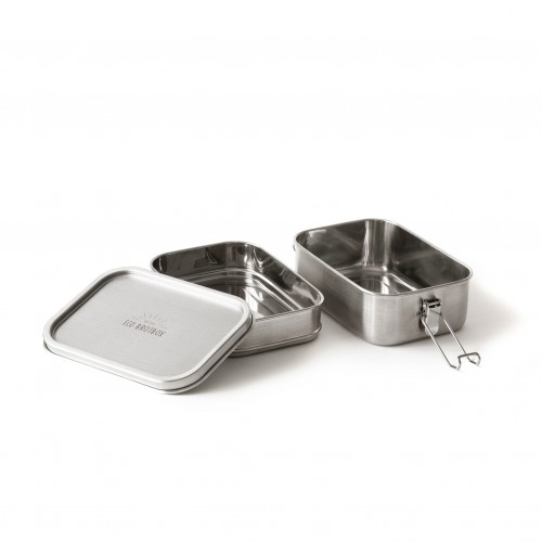 Yogi Double+ leakproof stainless steel Tiffin Box | ecobrotbox