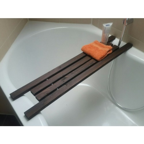 Bathtub Caddy DESIGN Beech walnut | D.O.M.